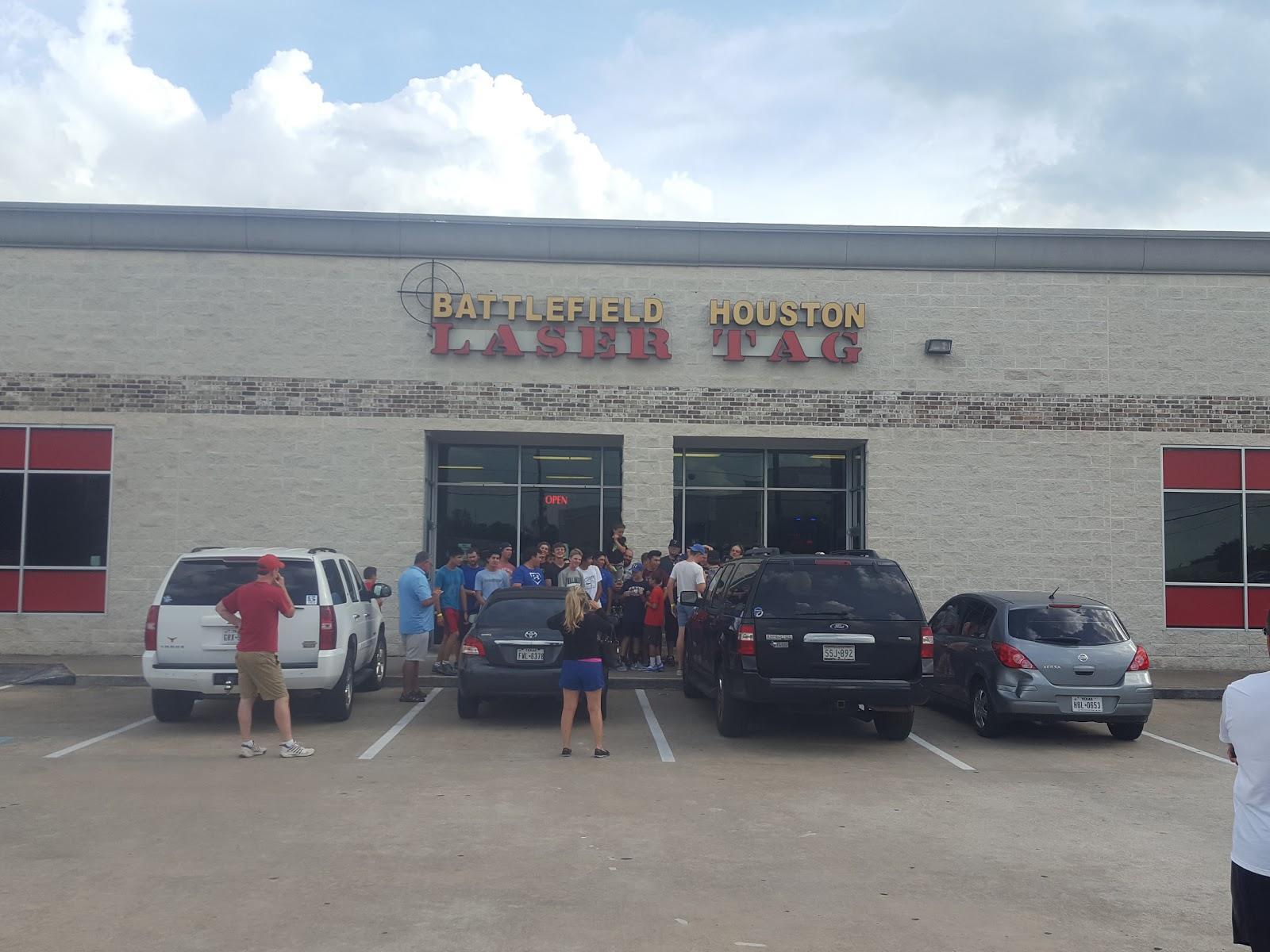 Magiske Fødselsdage Hos Battlefield Houston