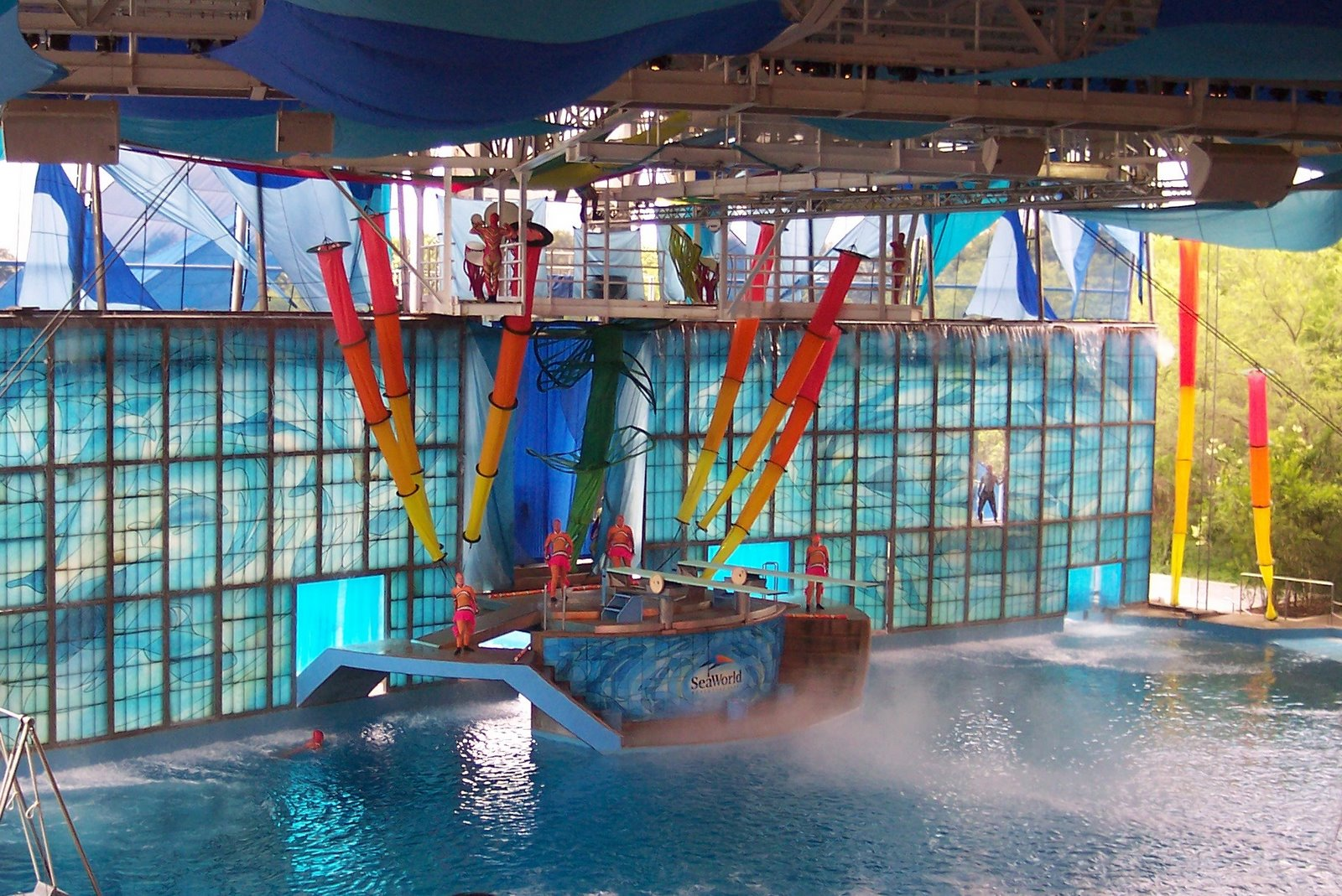 Stuck For Kids Birthday Party Ideas Then Look No Further SeaWorld San Antonio Is A Venue Like Other